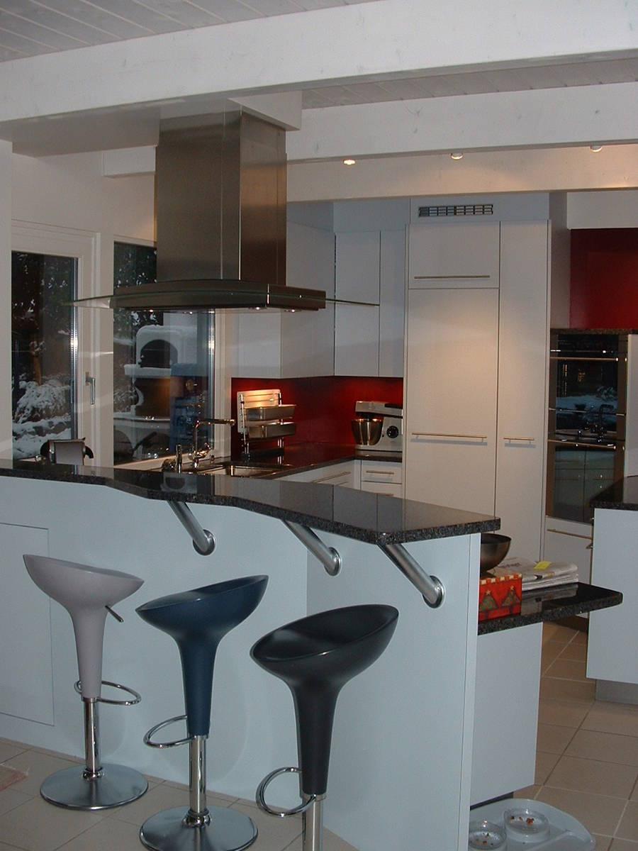 Küchenbau : Gebrueder Graf AG - Schreinerei